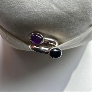 Jewelry - Silver & Stone Ring